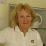Anette Sasportas - Vores faste danske sygeplejeske